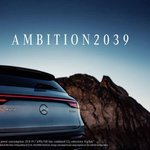 Image for the Tweet beginning: .@MercedesBenz lays out Ambition2039, its
