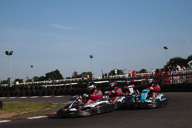 #FridayFeeling We wonder who is going to be TOP of the leader board at the Damon Hill Karting Challenge 2019 at @DaytonaMSport  on Wed 19 June  http://bit.ly/DHKC19 #F1BeyondTheGrid @HillF1 #f1 #karting #office #team #challenge #surrey #guildford