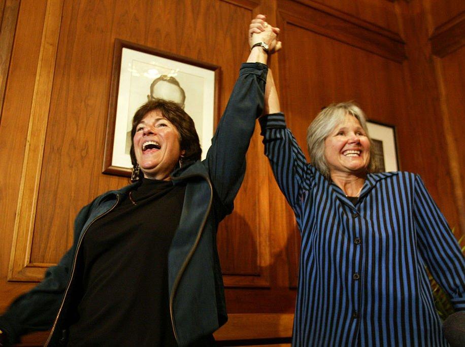Baker's Lobbying Of Gay Marriage Draws Ire
