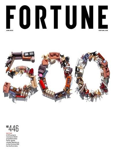 So proud of the @Wayfair team as we make our debut on @FortuneMagazine's #Fortune500 list this year. bit.ly/2Jo4XSA #WayfairAtWork