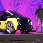 Image for the Tweet beginning: Usain Bolt-backed company reveals all-electric