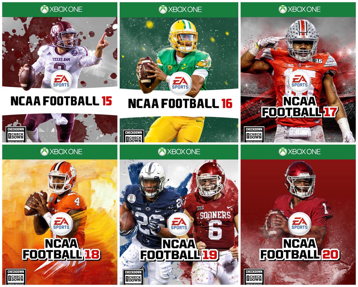 Details Emerge From Possible Return Of EA Sports NCAA Football