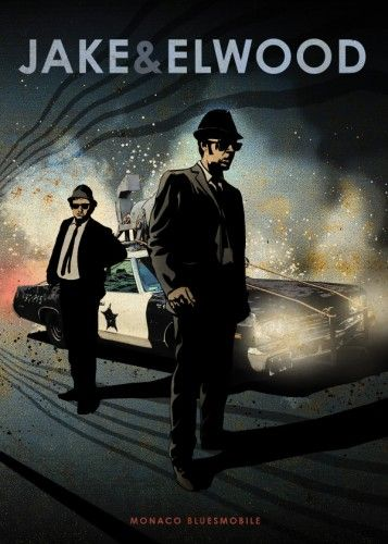 The Blues Brothers.#artwork #cine #cinema #movies #films #peliculas