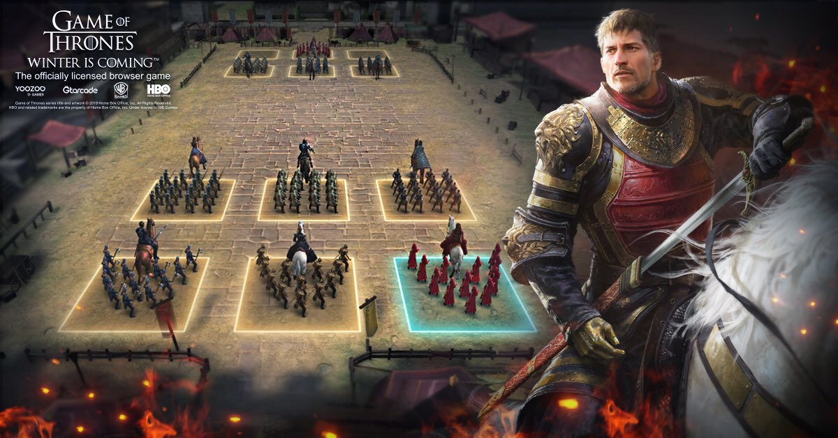 Game Of Thrones Winter Is Coming On Twitter How To Keep Yourself Invincible In The Training Grounds Tell Us Your Tips On The Best Pvp Formation Below Gotwinteriscoming Gotwic Gotwinteriscominggame Gameofthrones Https T Co O9iy3dkh9i
