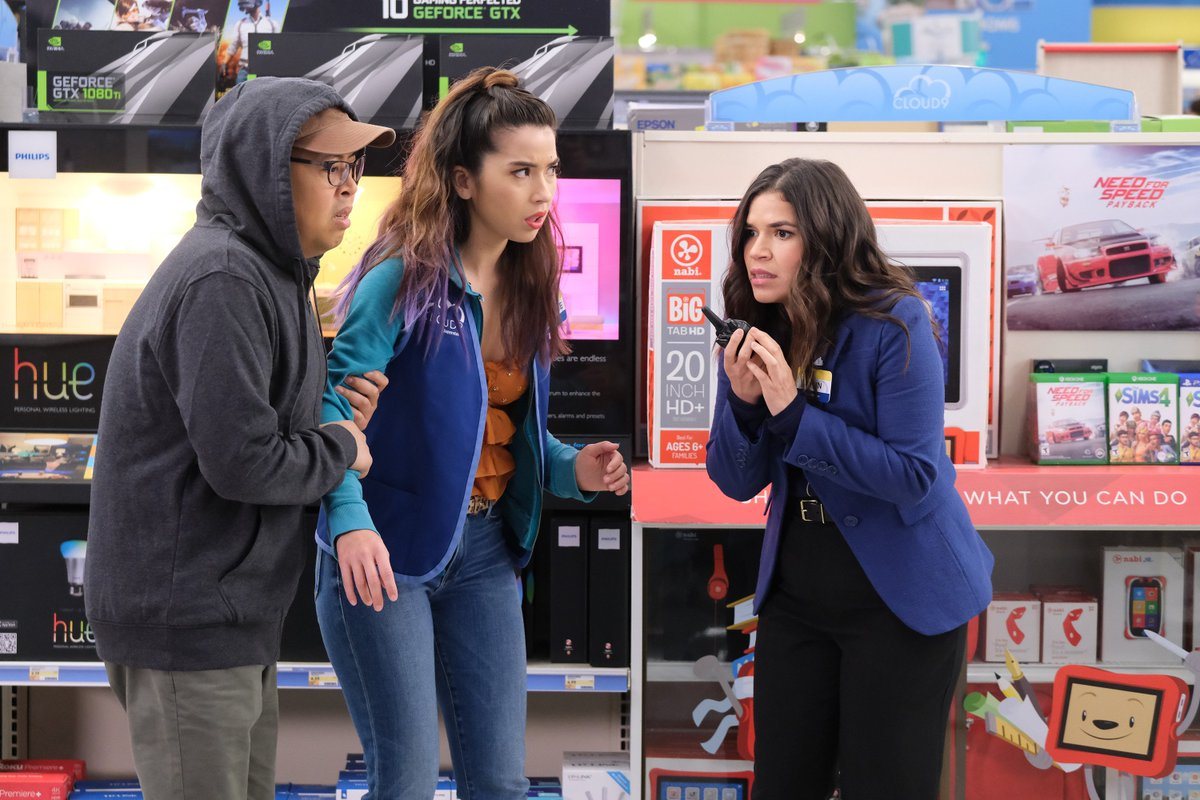 #Superstore EP @JustinSpitzer Weighs in on THAT Cliffhanger: 'There Was a Lot of Debate About Whether We Should Do It At All' https://tvline.com/2019/05/16/superstore-recap-season-4-episode-22-finale-mateo-cliffhanger/…