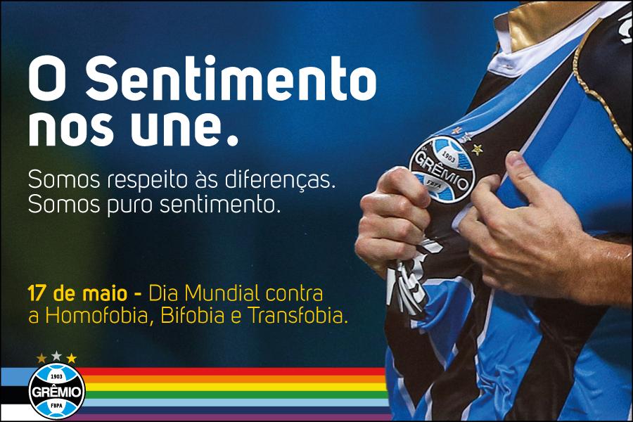 Grêmio FBPA's photo on Día Mundial