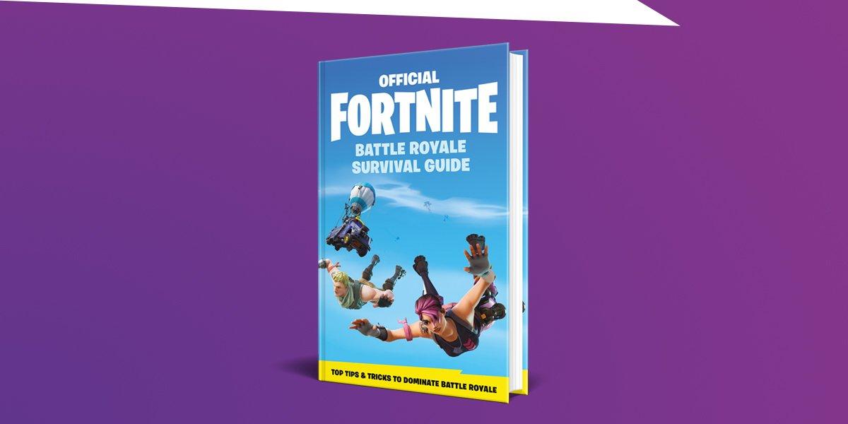 Hachette Book Group On Twitter Dominate Fortnite Battle