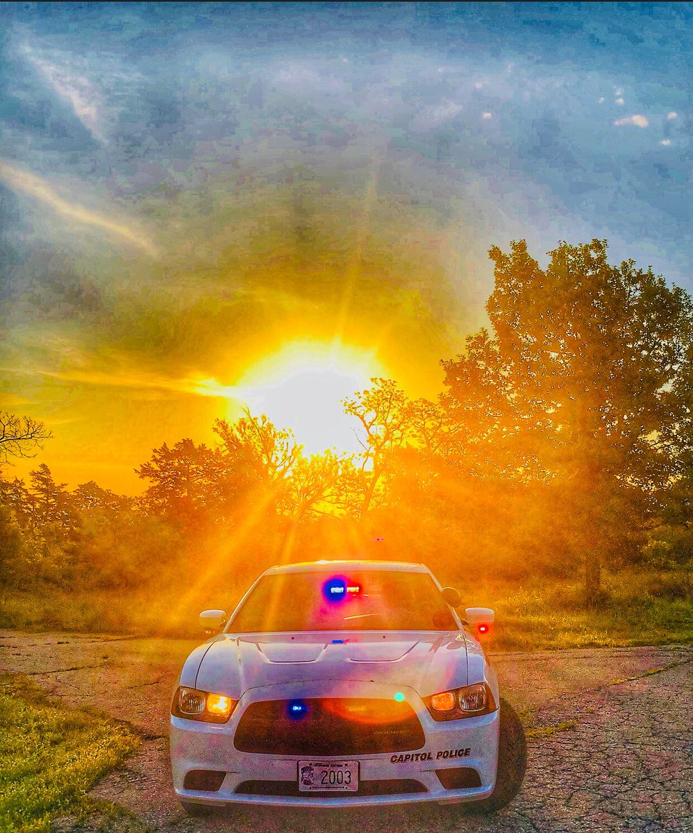 Kansas Capitol Police's photo on #FridayMorning