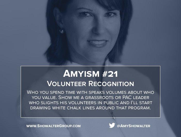 test Twitter Media - Amyism #21 - Volunteer Recognition https://t.co/bZY3IFjuhM