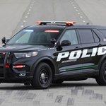 Image for the Tweet beginning: .@Ford Police Interceptor Utility Hybrid
