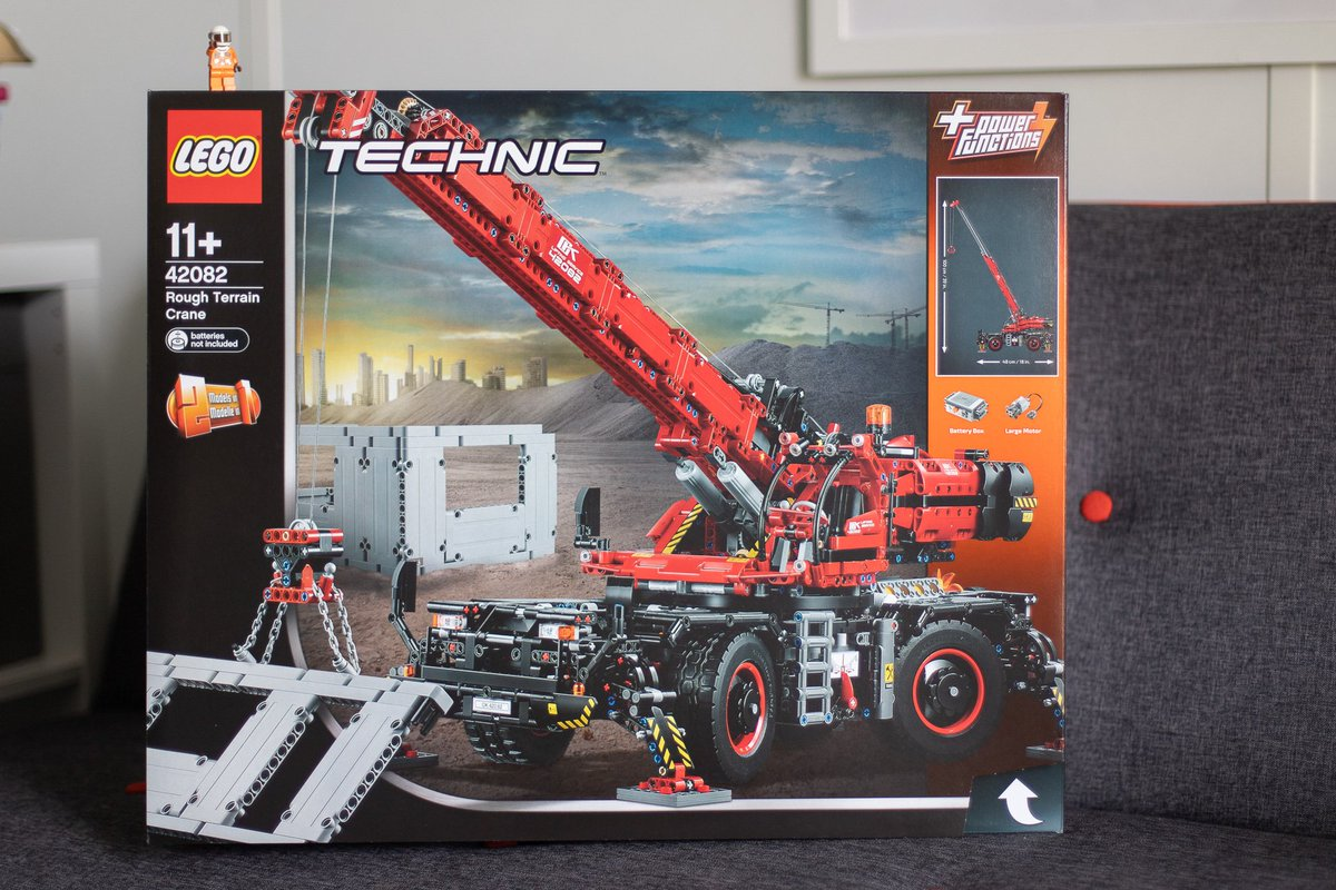 What Engineer doesn't love LEGO? We are giving away one HUGE LEGO Crane. Find out more at https://born2.science/2w6jedQ #BornToEngineerCompetitions #Competitions #Crane #Lego #LEGOTechnic #RemoteControl #Rough #Technic #Terrain