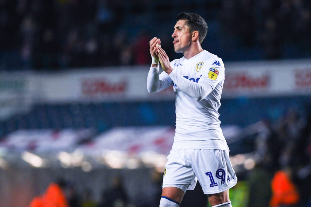 The 2nd Best Player in the EFL as voted for by you is... Leeds Uniteds Pablo Hernandez! #lufc @LUFC
