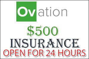 Image for OVATION COMPANY Insurance open till 24 HOURS.