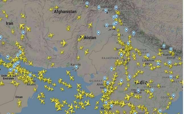 Pakistan airspace closure: How Pakistans behavior is hitting international air traffic and its own economy | @pghosh006 | ow.ly/87EH50ug21m