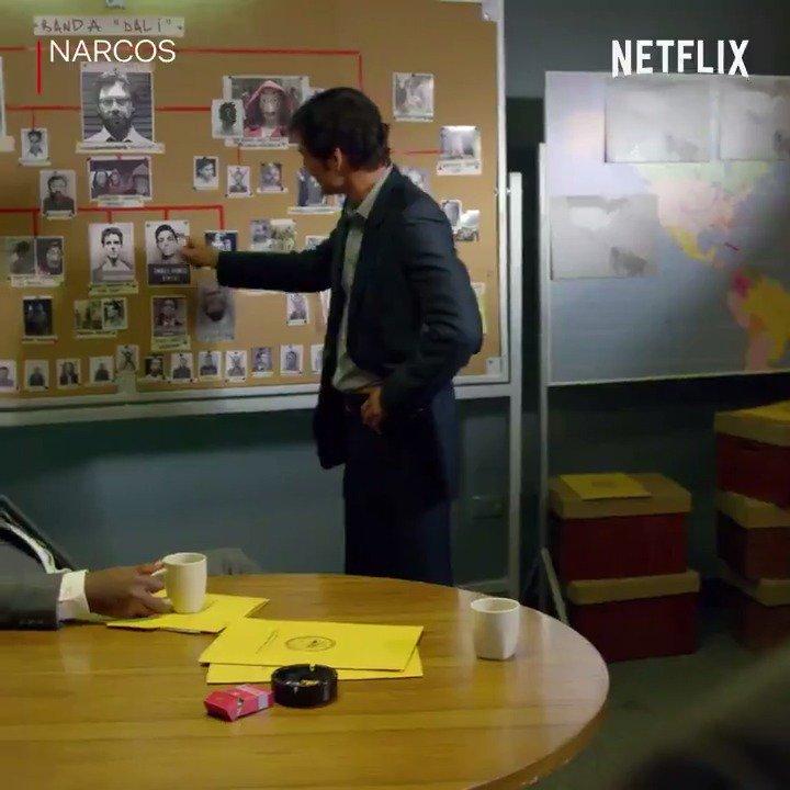. @Netflix ha puesto a sus mejores detectives al mando del caso. Desgraciadamente, nosotros somos sus mejores criminales. #lcdp3