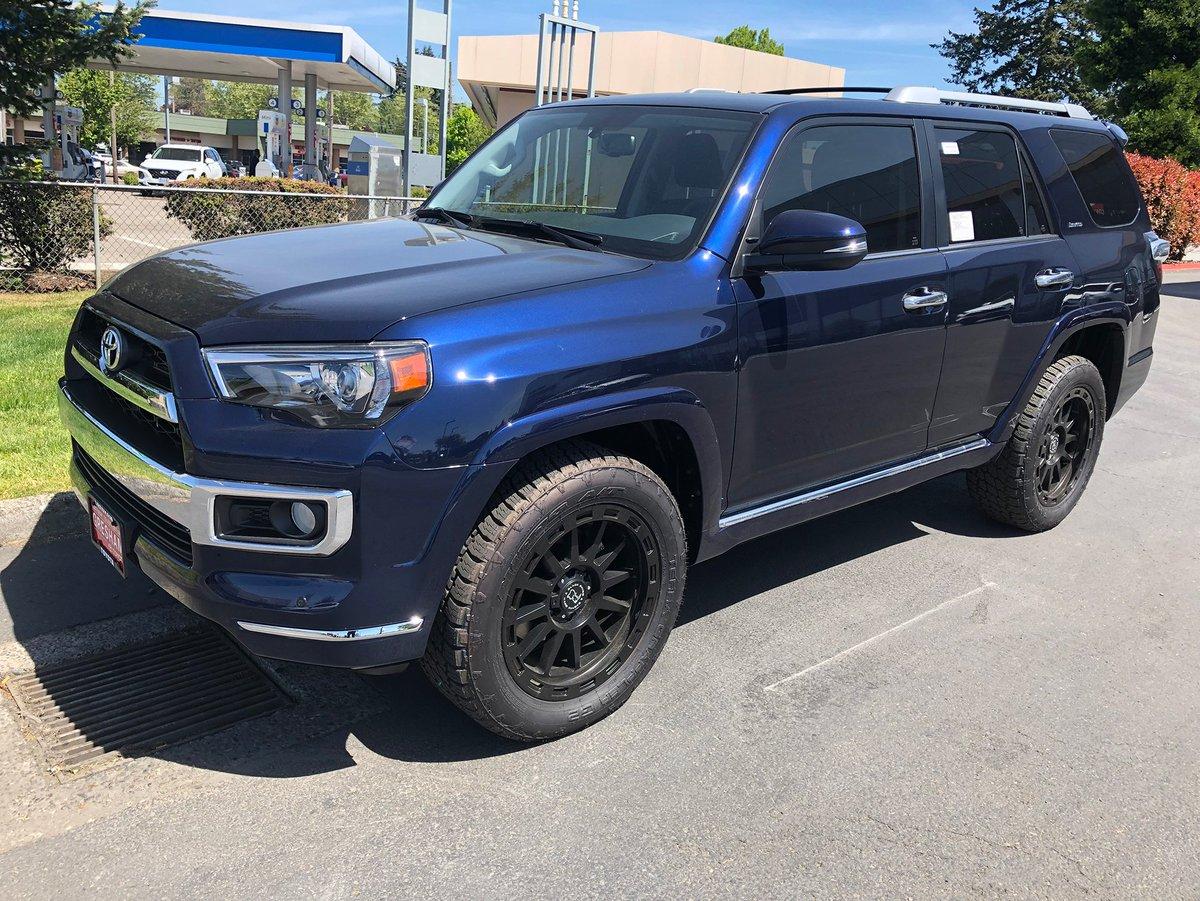 Custom Toyota 4runner >> Custom Vehicle Designs A Twitteren 2019 Toyota 4runner