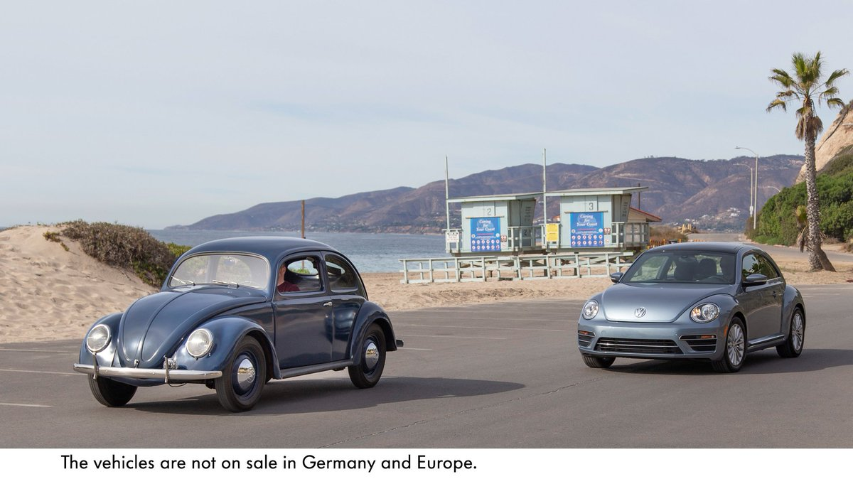 Vw Says Arrivederci Beetle The Last Ever Vwbeetle Will Roll Off Embly Line This Summer Http Vwpress De Sxyj50ufw5a Pic Twitter