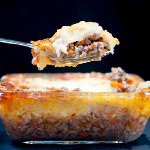 Food:Milk & Cheese > Classic cheddar topped shepherd's pie. Succ-- https://t.co/3zfXtcITn5 #foodmag https://t.co/n2gbLmPKuH