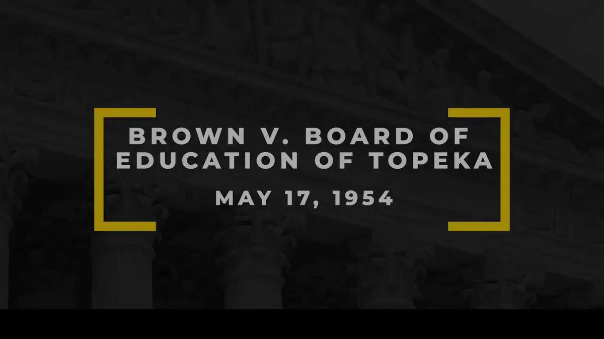 This is the 65th Anniversary of the Supreme Court's landmark decision in Brown v Board, but America's public schools are more segregated today than at any time since the 1960s. How did we get here? What do we do now? #BrownvBoard