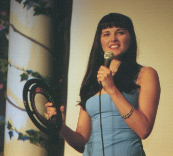 #LucyLawless in  the Xena Convention Burbank (January 12, 1997)a wonderful #FlashbackFriday. <br>http://pic.twitter.com/nZTm5pSouy