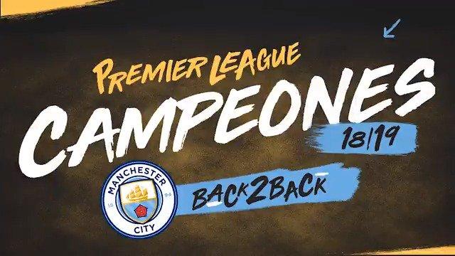 Los partidos clave, los mejores goles, las declaraciones de los protagonistas, las estadísticas. Cómo el Manchester City ganó la Premier League 2018/19. #MCFCEspañol