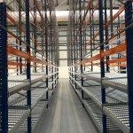 Image for the Tweet beginning: Carton flow racks have now