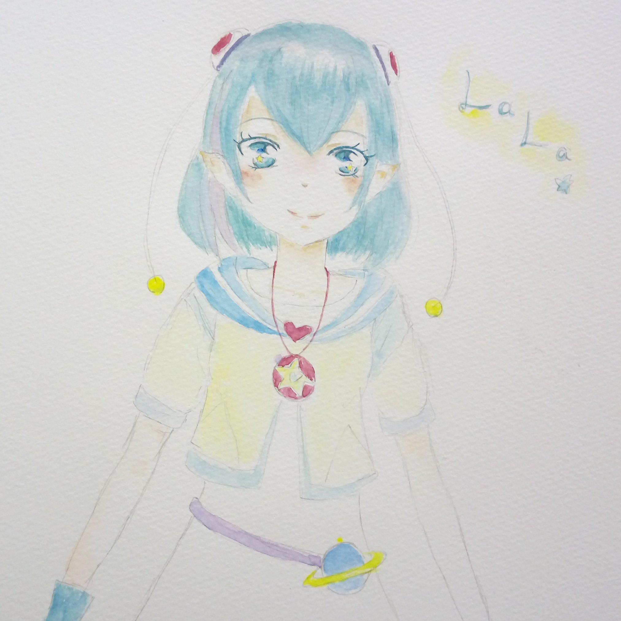 むあ☆☪︎低浮上 (@sizukimua)さんのイラスト