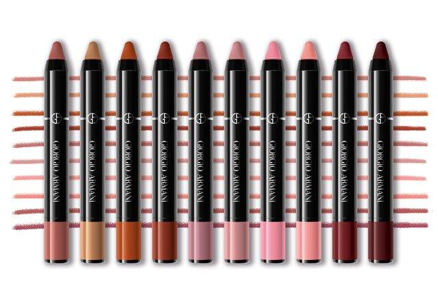 Des crayons Giorgio Armani pour vos lèvres et vos joues https://www.fashions-addict.com/Des-crayons-Giorgio-Armani-pour-vos-levres-et-vos-joues_461___1479.html… #beauté #maquillage #makeup #crayons #joues #levres #luxe #beautista #addict #style @giorgioarmani