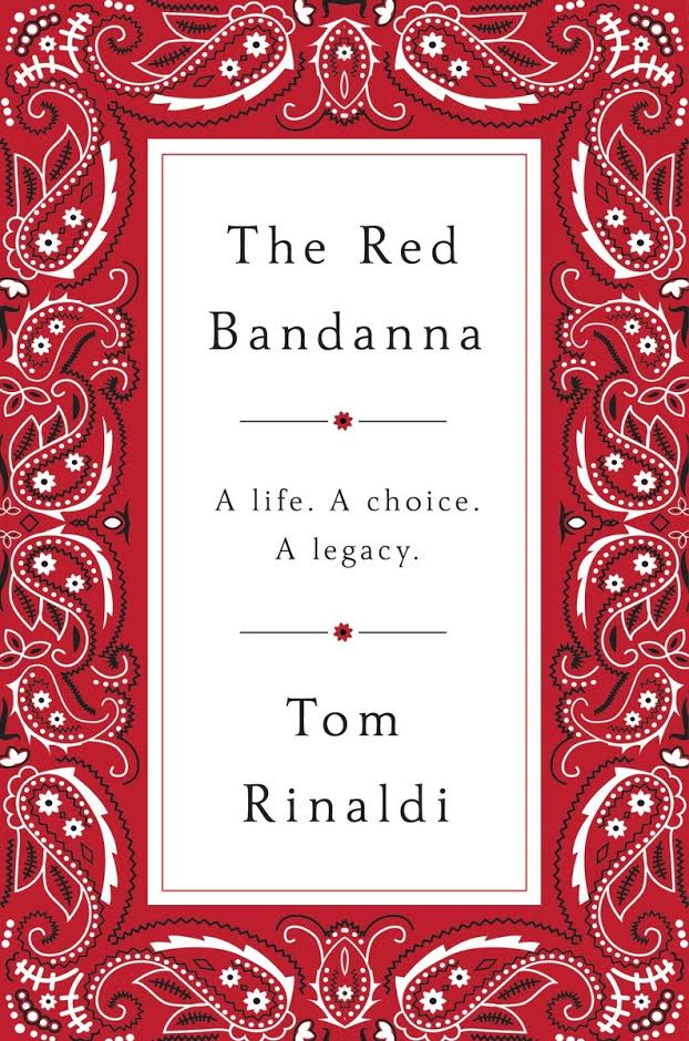 #FridayReads In honor of what would have been 9/11 hero Welles Crowther's 42nd birthday, spend some time today with &#39;The Red Bandanna,&#39; a book by Tom Rinaldi about the courageous @BostonCollege graduate.   https:// bcbookmarks.com/2016/09/06/leg acy-of-the-red-bandanna/ &nbsp; … <br>http://pic.twitter.com/m7t84YVdgH