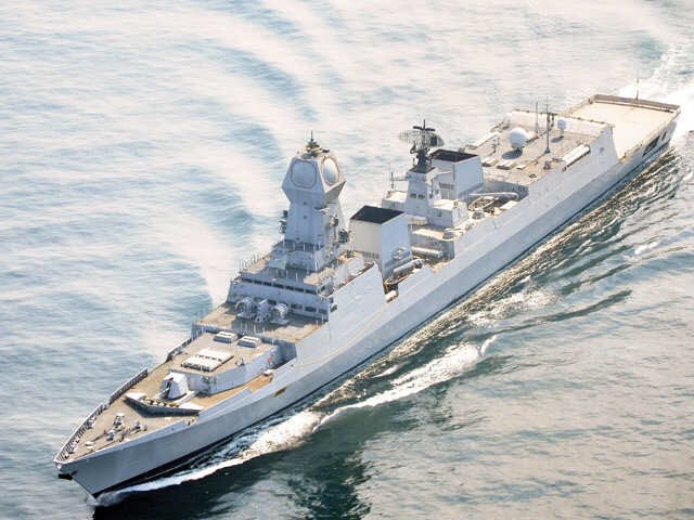 Good news from #India on the successful conclusion of a serie of tests on #MRSAM (known as #BARAK8) systems.Developed by @indiannavy & @ILAerospaceIAI & deployed on #Kolkata range destroyers,this is another great example of the #GrowingPartnership between our countries.