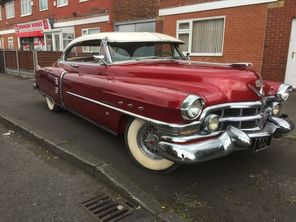 Uk Classic Cars On Twitter Ebay American 1951 Cadillac Coupe Deville Https T Co Mkygplvhkt Classiccars Cars