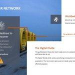 Image for the Tweet beginning: Bridging the #DigitalDivide with #Ammbr