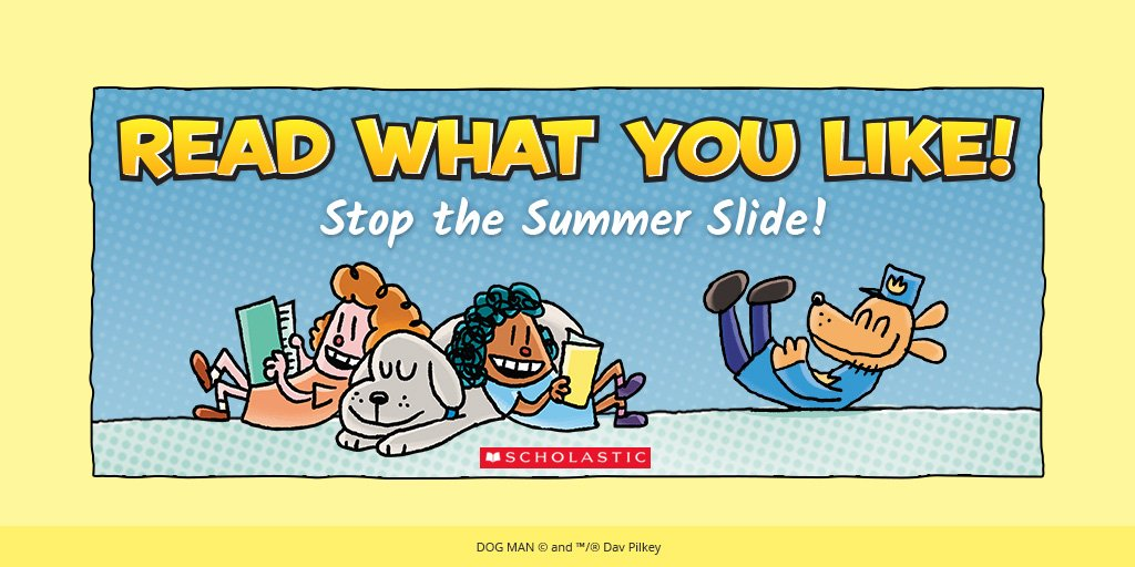 f953dd5318766 For tips for keeping kids reading over the summer, book recommendations,  summer reading activities, downloadables and more, visit  http://bit.ly/2w6uKG6 ...
