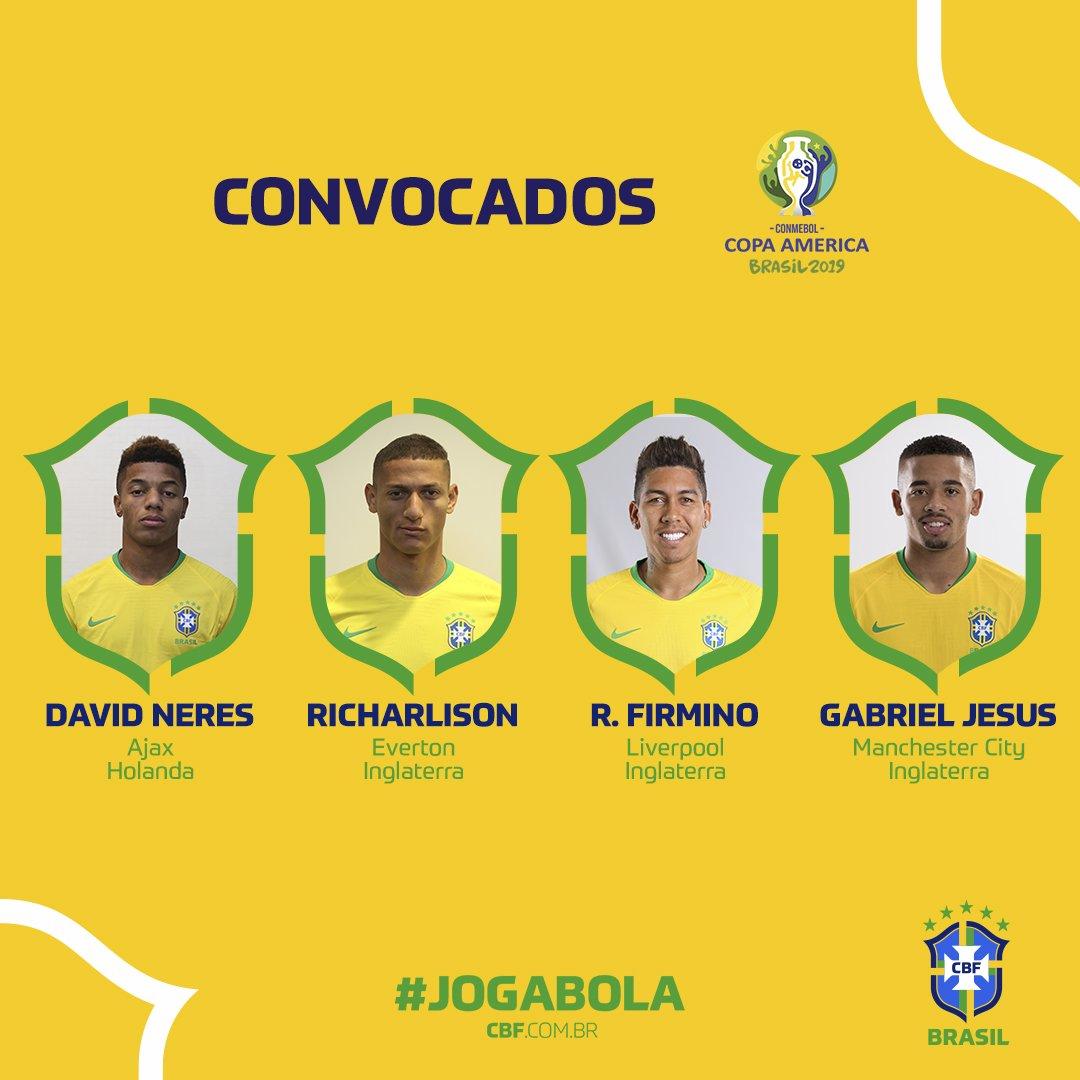 Lucas Moura Goals And Assists 2017: Ajacied Neres In Selectie Brazilië Voor Copa América