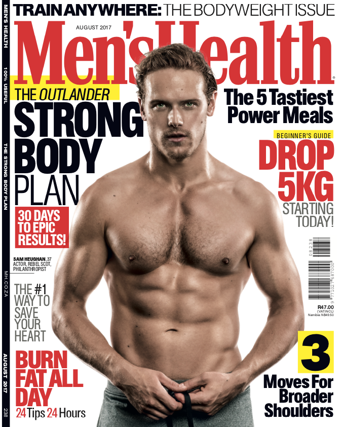 #FlashbackFriday Back in 2017, we featured the incredible Sam Heughan in our magazine (thanks for the reminder @_LeahMac).  Here&#39;s a little throwback thread for all of his fans to enjoy <br>http://pic.twitter.com/HBG69d6lLD