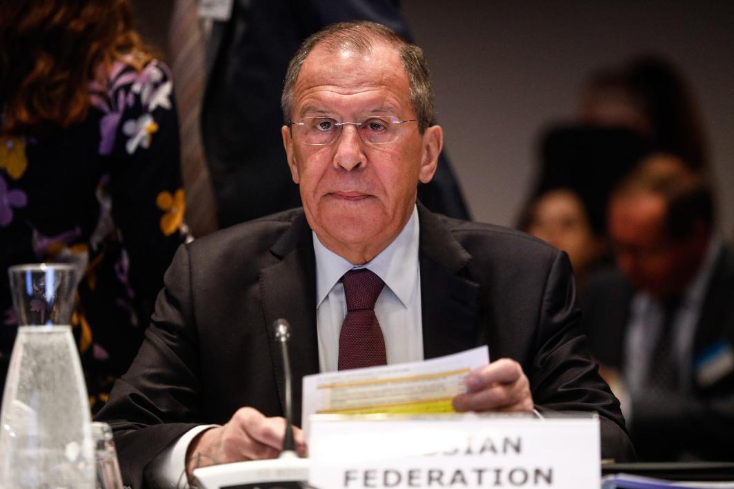 As for the consequences of the #US withdrawal from the #INFtreaty, President Putin has outlined our position very clearly: we will act in a tit-for-tat manner - #Lavrov  https://www. facebook.com/RusEmbUSA/phot os/a.493759737501088/1020409268169463/ &nbsp; …  <br>http://pic.twitter.com/0RQd76V40A