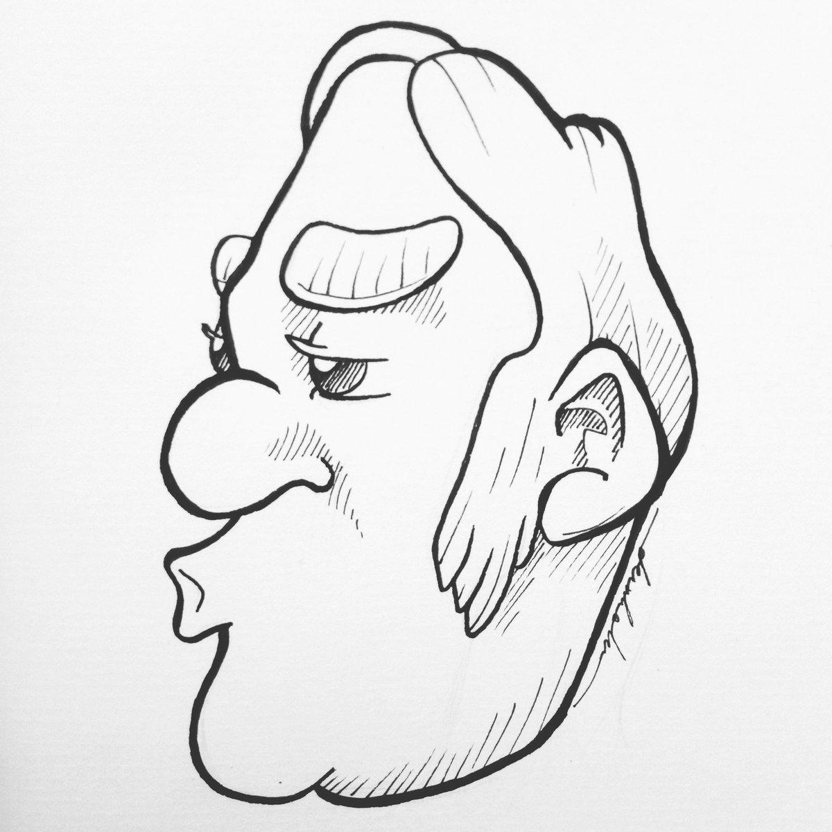 Owwwwww... 😗 #dailyart #dailyillustration #pout #pouting #onestroke #blackandwhitedrawing #face https://t.co/q7AX1jKrGn