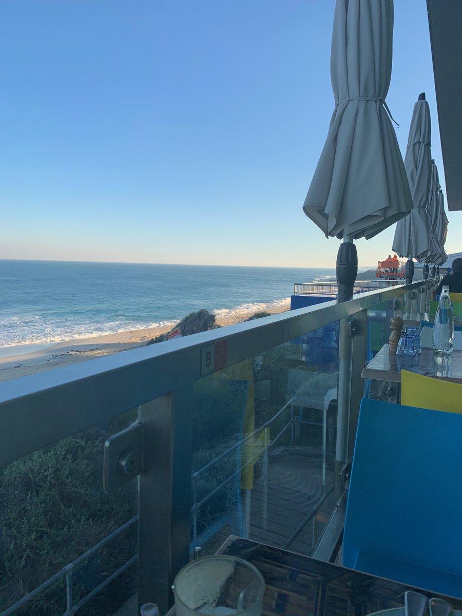 #Breakfast venue #CottesloeBeach
