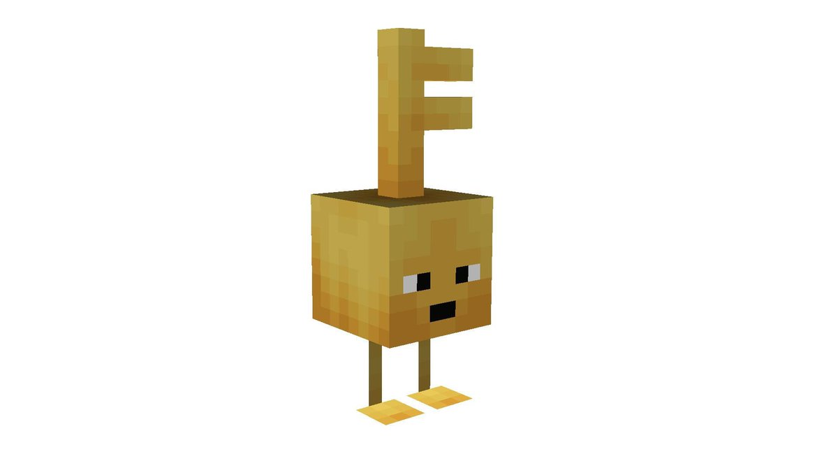 Minecraft News On Twitter Was That This Key Mob By Any