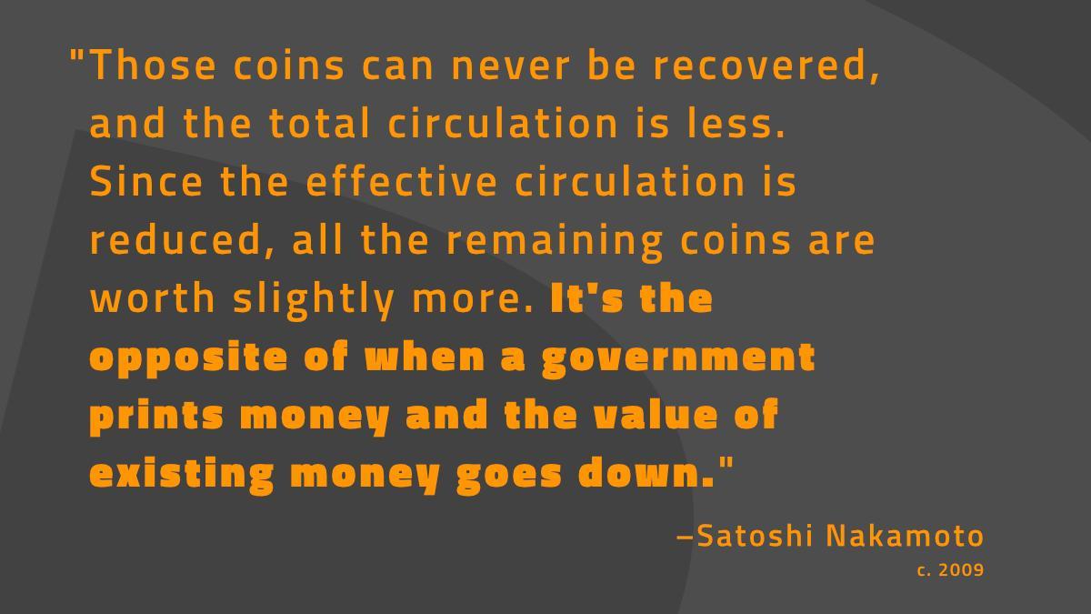 Bitcoin 2019 on Twitter: