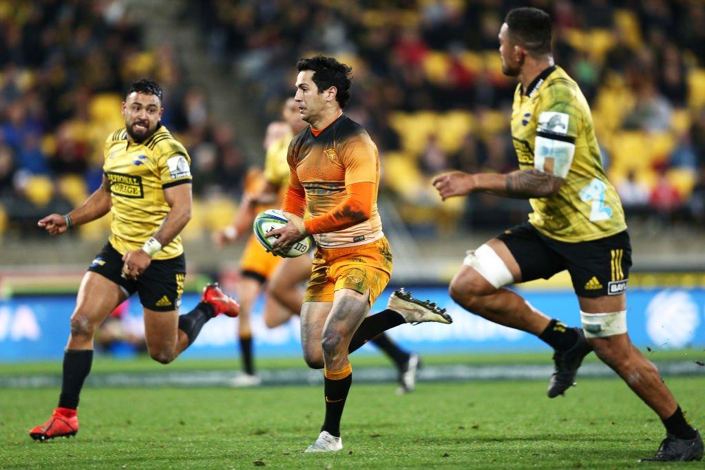 #Rugby #SuperRugby #HURvJAG Repasá en números la gran victoria de #Jaguares ante #Hurricanes en Wellington >> http://bit.ly/2LQOk3J