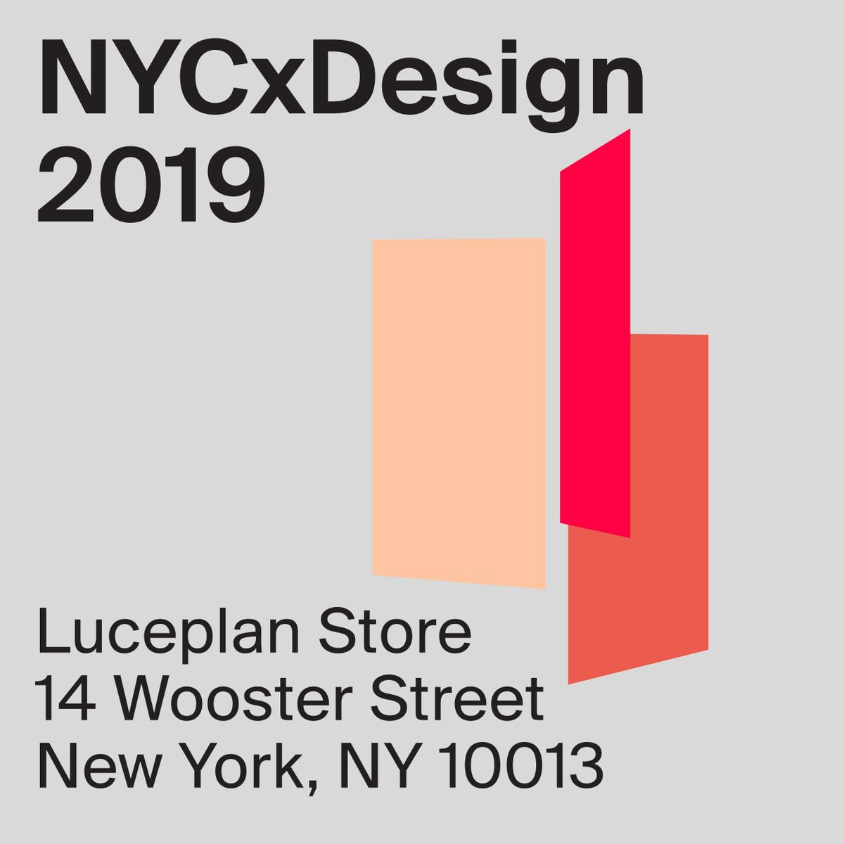 Ready to celebrate with us our launches in New York City for NCYxDesign2019? See you tomorrow at our showroom in Soho! https://t.co/EHY2hYRa09 #ICFF2019 #NCYxDesign #luceplan #trypta https://t.co/cG4nPgiYqO