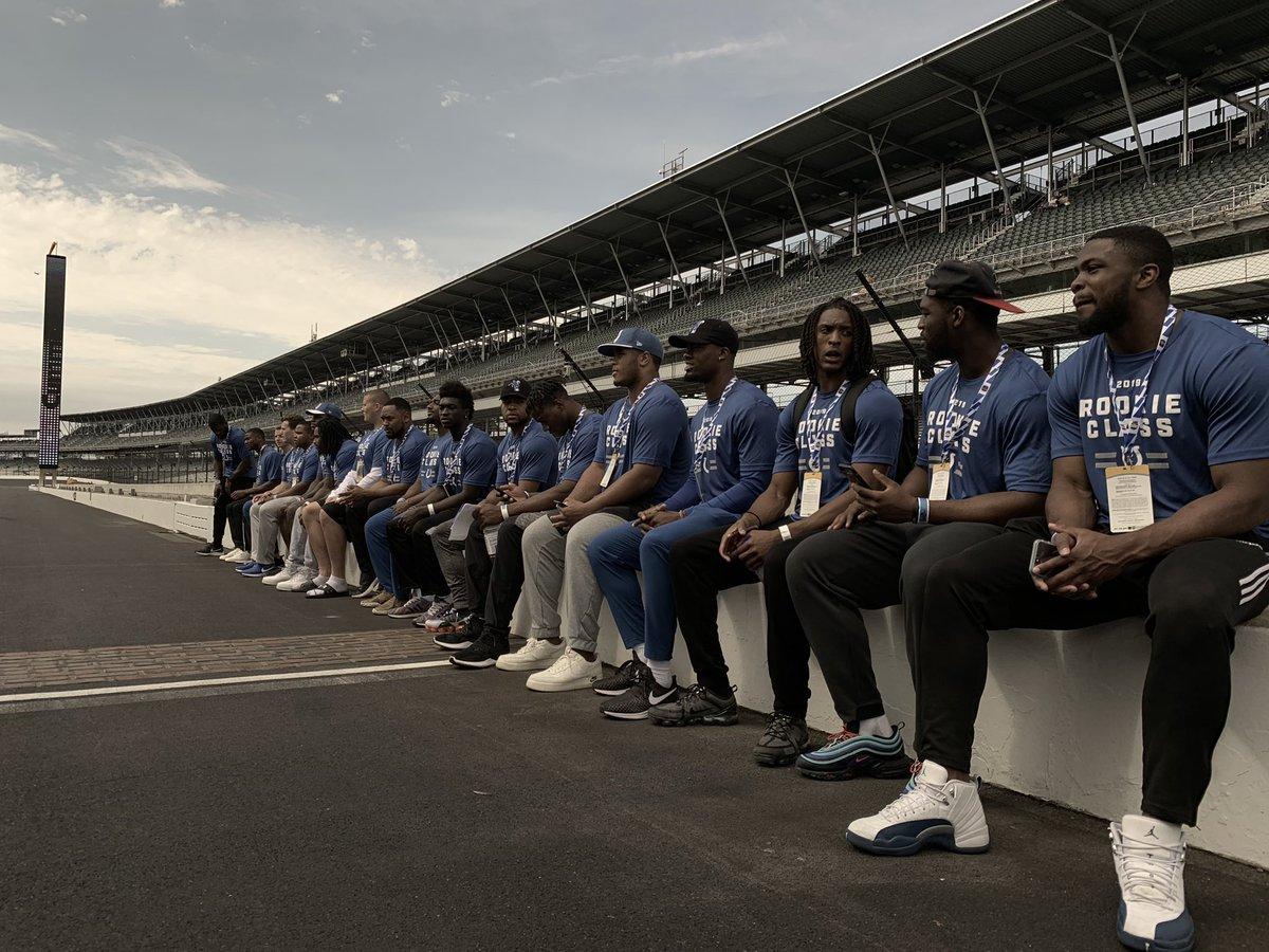 The Rookies ➡️ The Brickyard https://t.co/cvDWOM9qpX