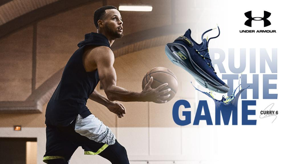 6385f0e6f91 Another title run for The Town. The Under Armour Curry 6  International  Boulevard  is a tribute to Oakland and its transformation.