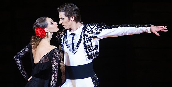 Classic and contemporary ballet meet in the spectacular Carmen Suite & Petrushka, being screened in our cosy cinema on Sunday. Book now via our website: https://bit.ly/2Q7ShQa  #Newbury #LiveScreening