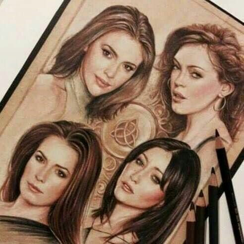 This artist is SERIOUSLY talented. I would buy this! #OGCharmed