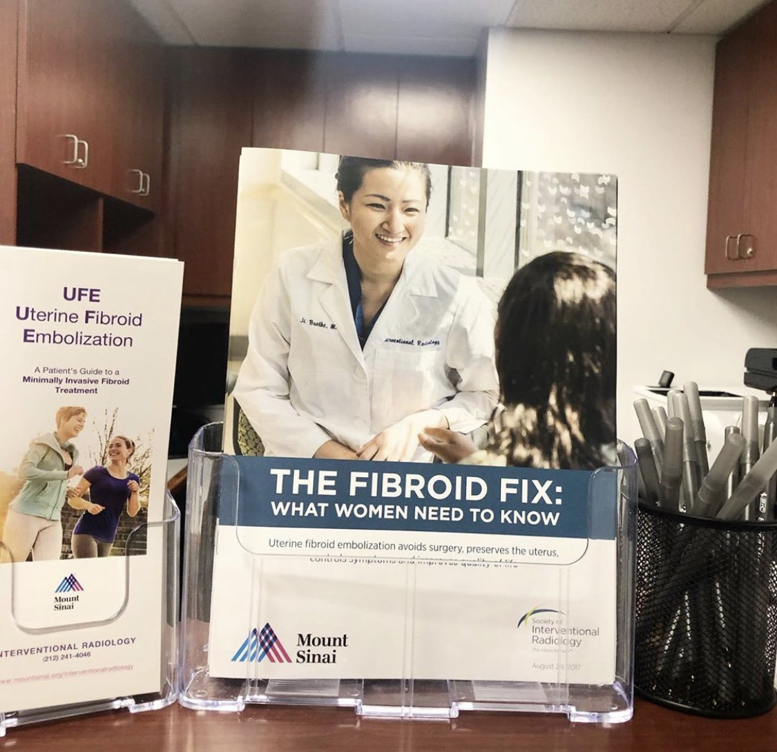 Dealing with symptomatic uterine #Fibroids? Come visit us at