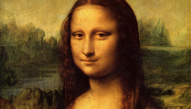 The Mona Lisa a self-portrait of Leonardo? In any event, a show of Leonardo drawings from the Royal Collection opens in the Queen's Gallery, at Buckingham Palace, in May...  https://bit.ly/2vSHtfB #monalisa #leonardodavinci #buckinghampalace