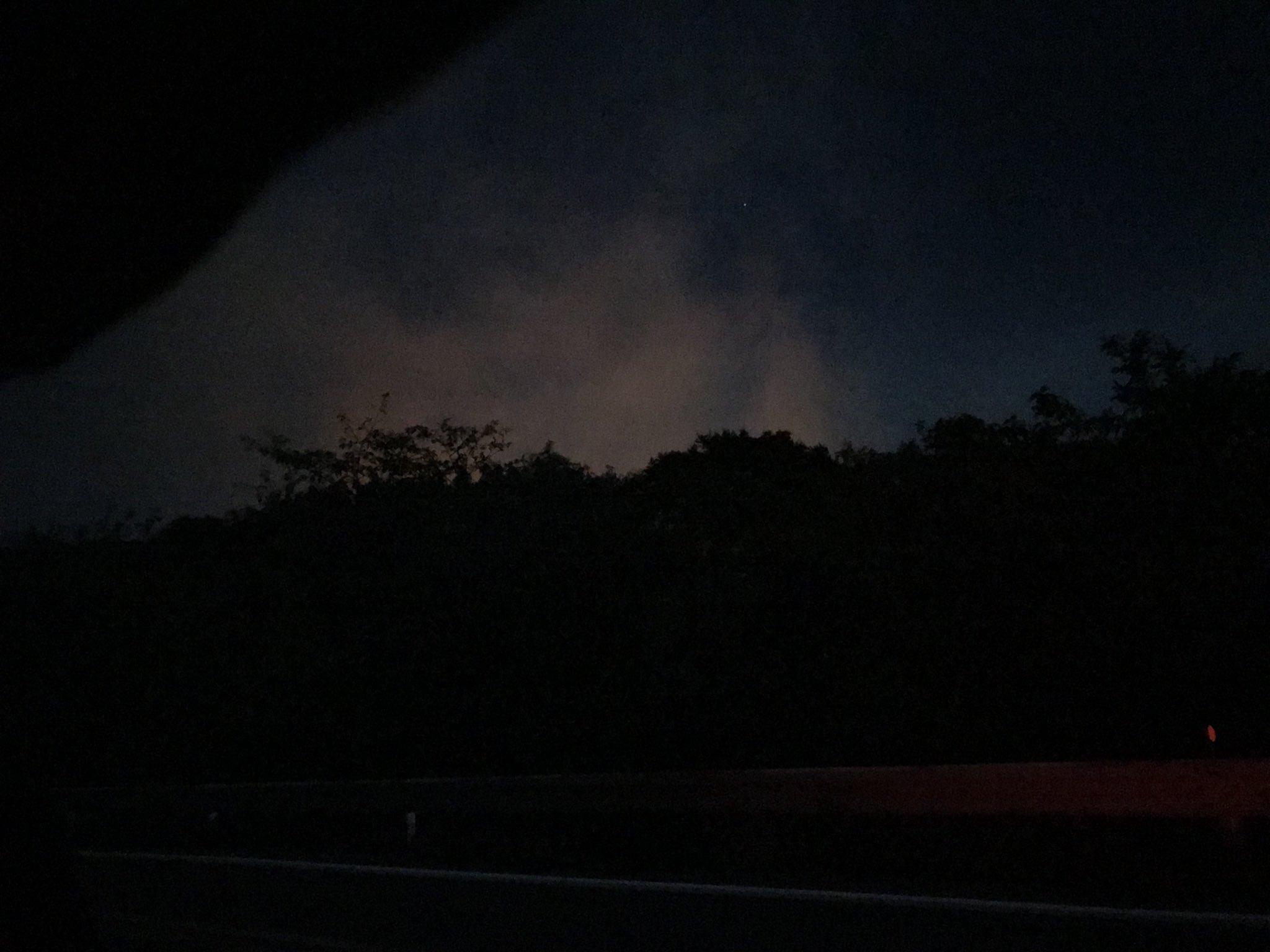 画像,のだはぶ燃えよる!山火事? https://t.co/EPvJc1974r。
