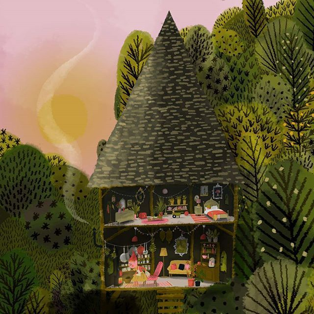 jane newland's photo on #colour_collective